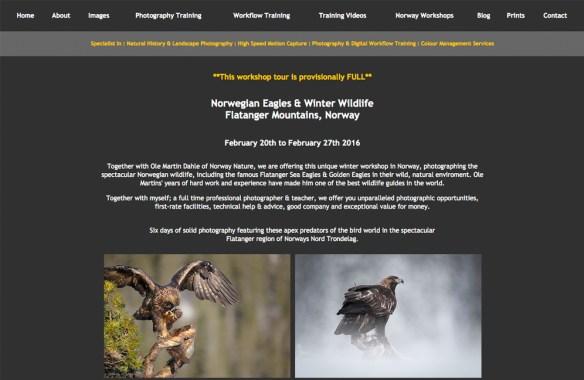 Winter 900x586 Wildlife in Pixels   Website News