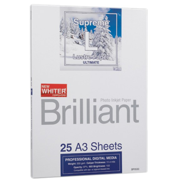 BSLU Brilliant Supreme Lustre Ultimate Paper