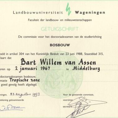 Wageningen Agricultural University