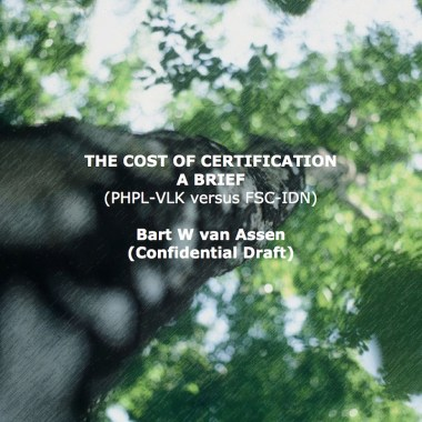 The Cost of Certification, a Brief