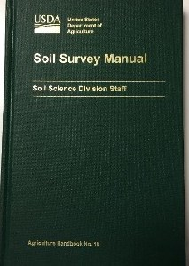 [USDA] Soil Survey Manual (SSM)