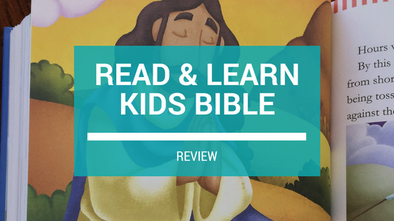 Read & Learn Kids Bible Review