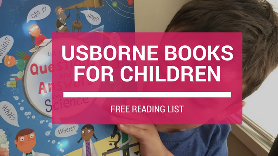 Usborne Books for Children