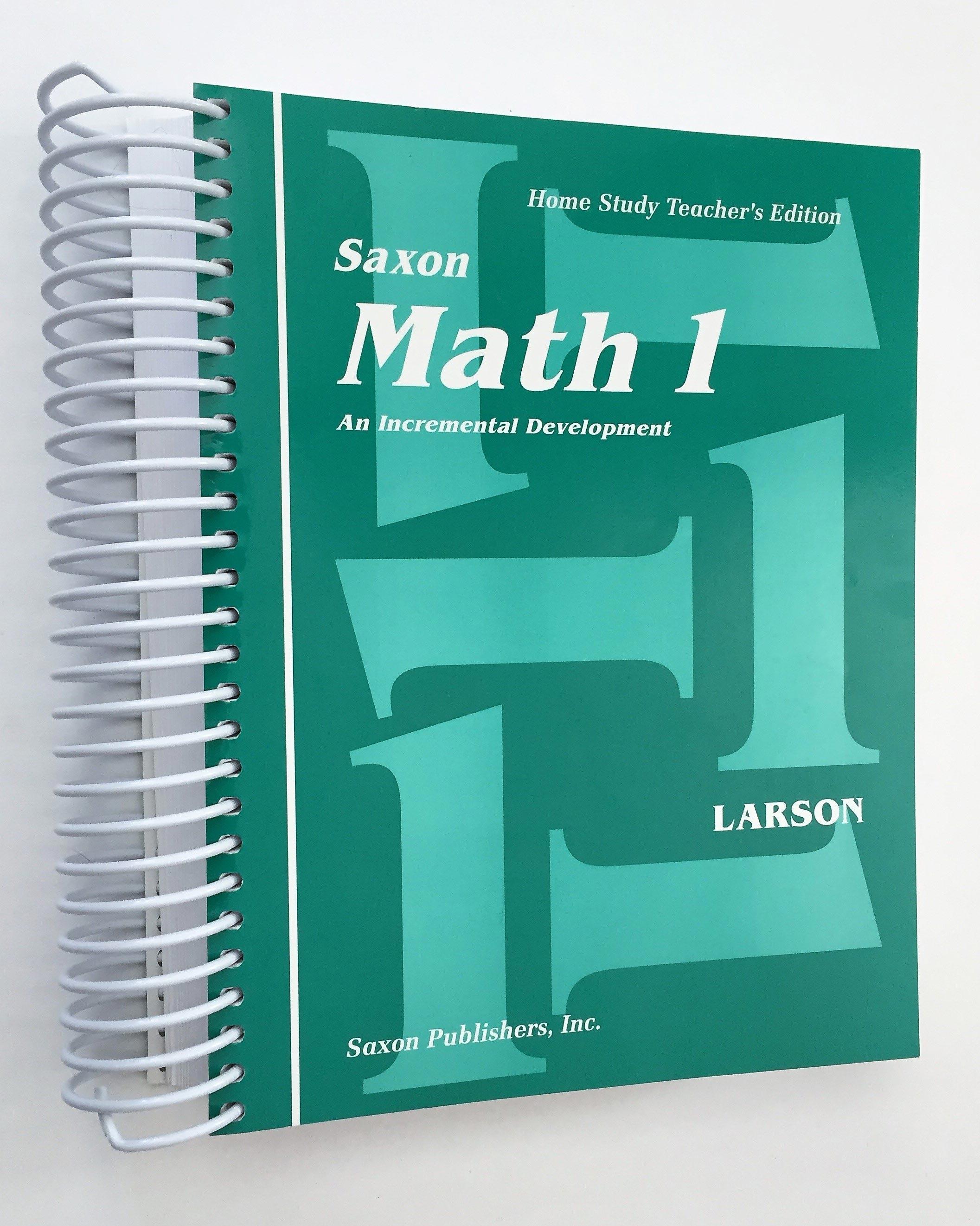 Review Saxon Math Grade 1 Curriculum