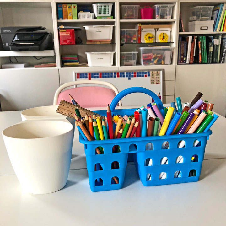 13 Homeschool Organization Ideas & Must-Have's from Homeschool Moms!