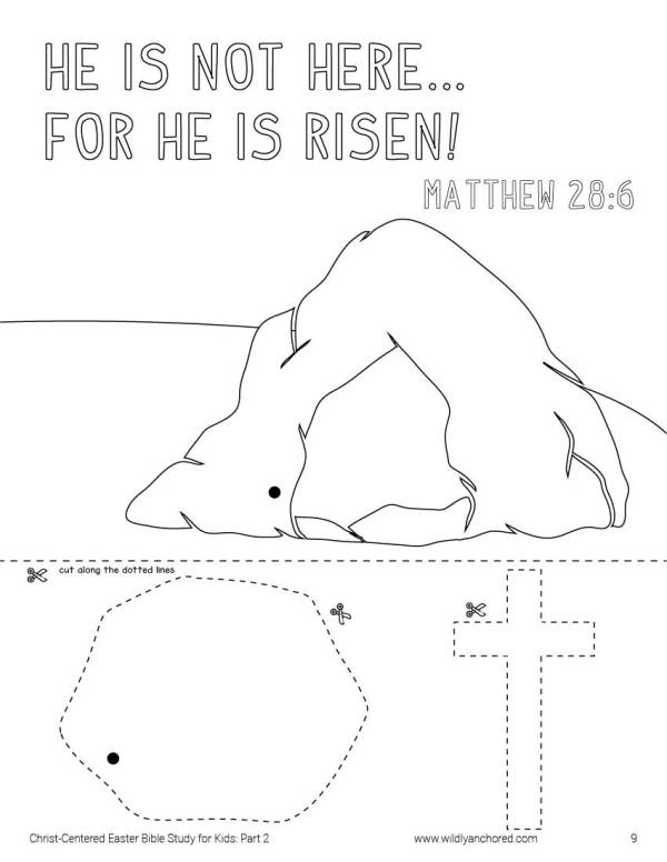 Christ-Centered Easter Bible Study