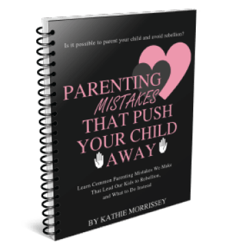 If you're looking to avoid some of the common parenting mistakes that push your child away, this resource will be sure to give you actionable items to help you! #Christianparenting #raisingkids #parenting