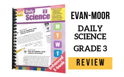 REVIEW: Evan-Moor Daily Science Grade 3
