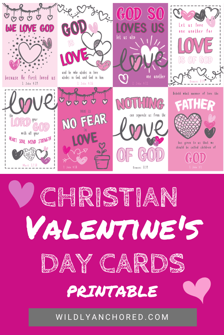 Help your kids share God's love uniquely with others this Valentine's Day!