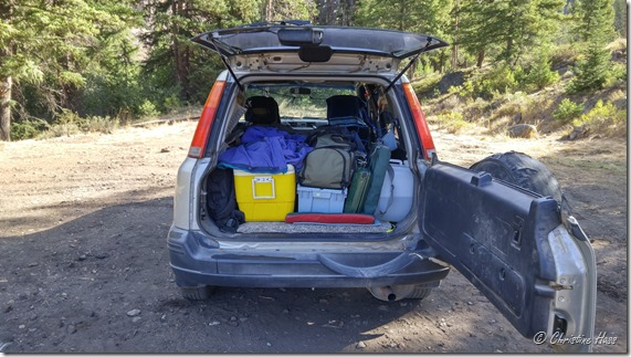 How I Converted My Honda Cr V Into A Camper Wild Mountain Echoes