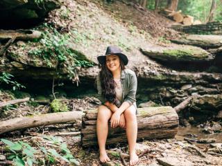 Katie - Oglebay - Wheeling, WV Senior Photo Session