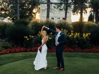 Courtney + Danny - Butler Country Club Wedding