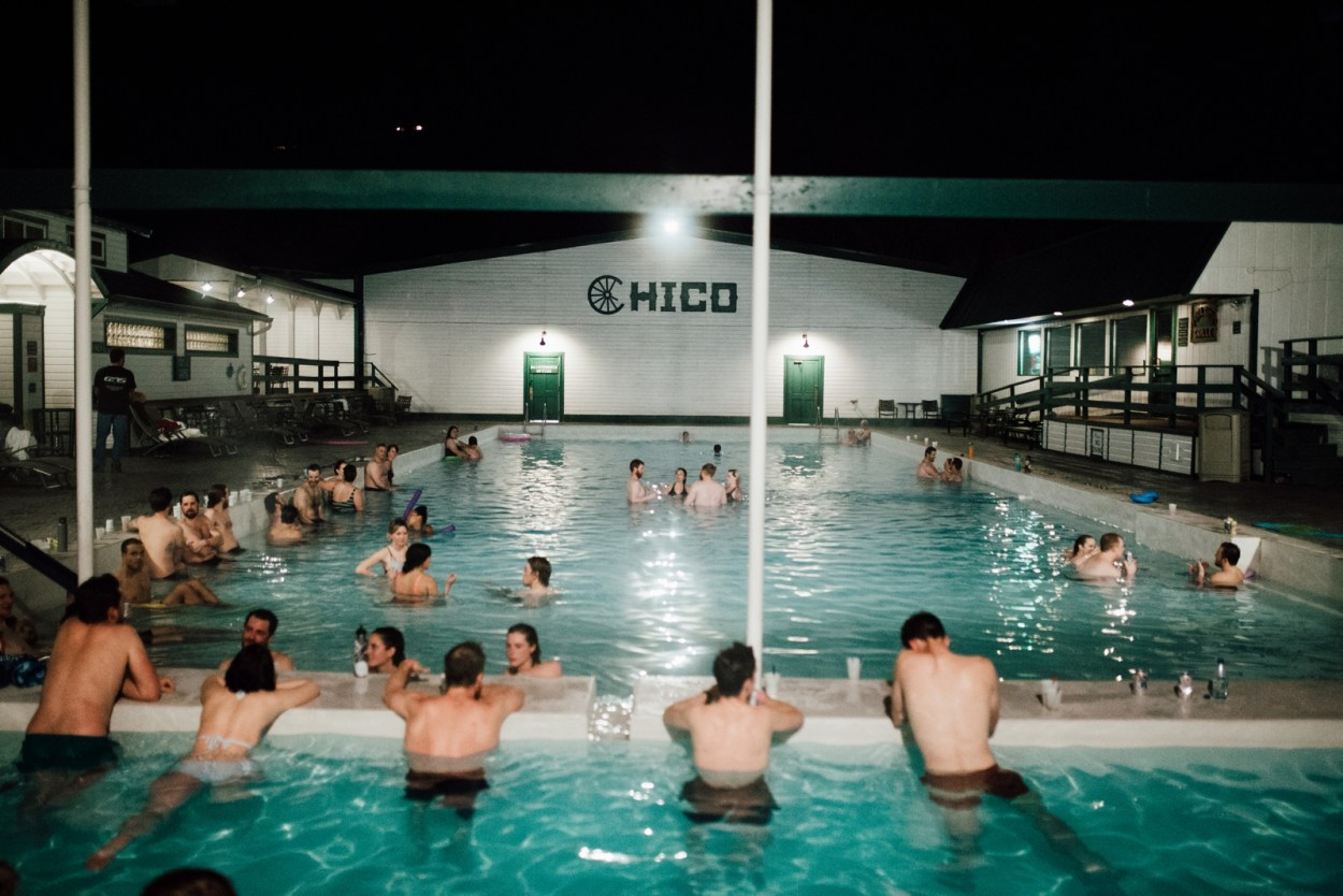 Collective Quarterly Chico Hot Springs Montana