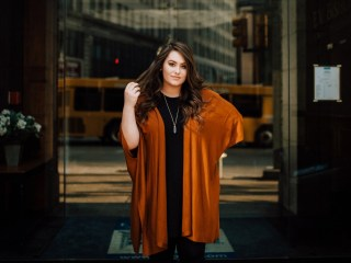 Emily- Downtown Pittsburgh Senior Session