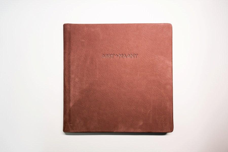 Wild Native Photography Wedding Album