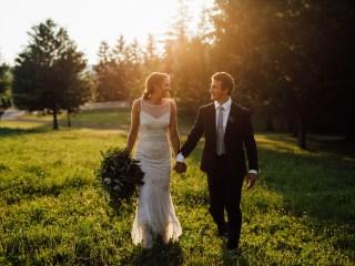 Amanda + Drew - Twin Tails Event Farm Wedding