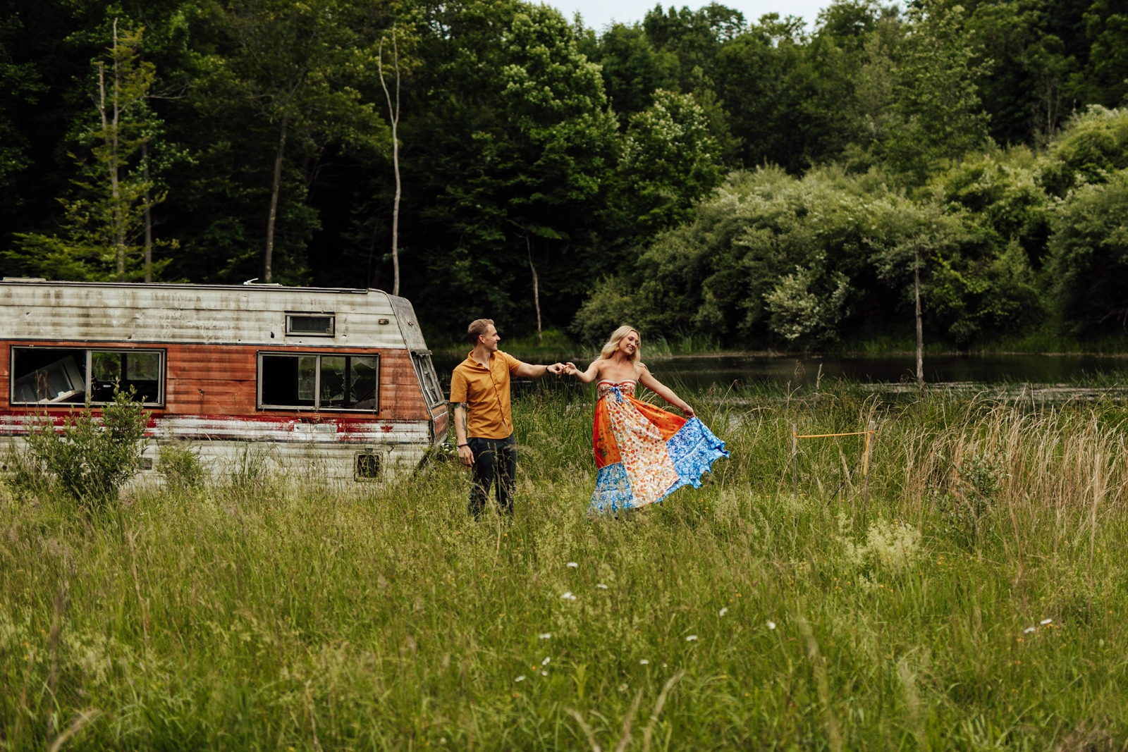 pittsburgh couple engagement photographer morgantown wv