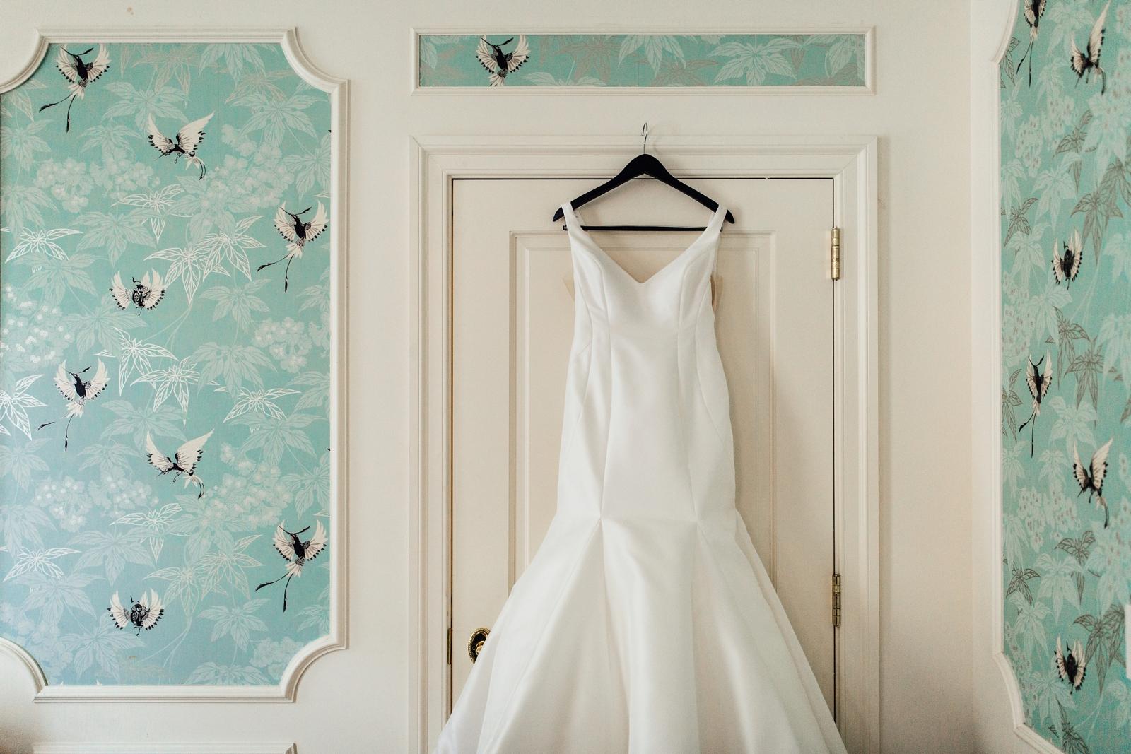 Hotel Monaco Downtown Pittsburgh Wedding Photographer