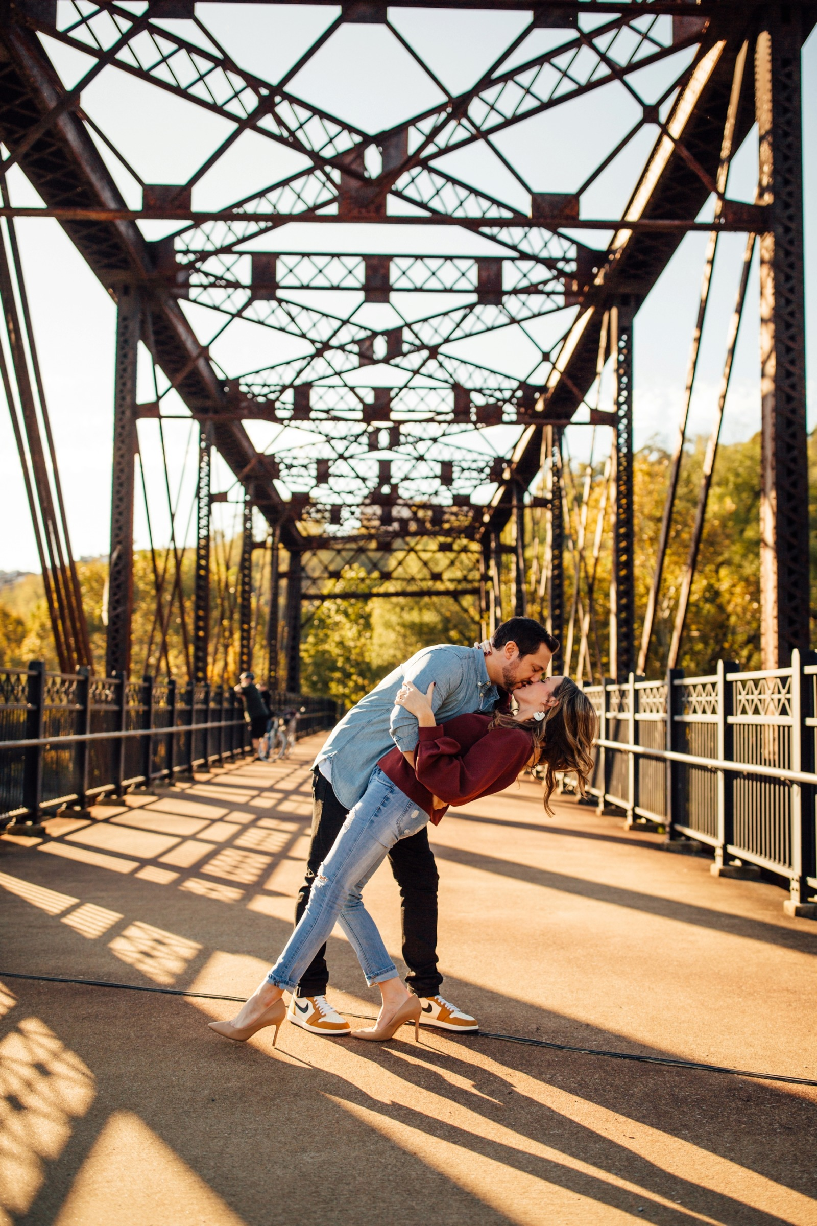 Pittsburgh Engagement Wedding Photographer