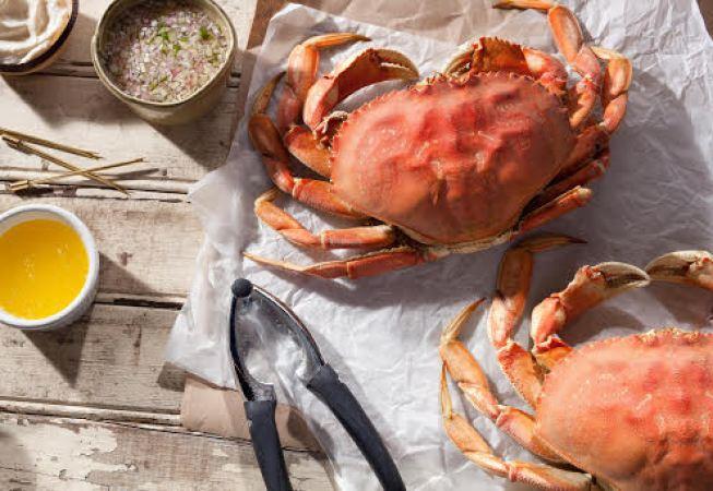 bc dungeness crab