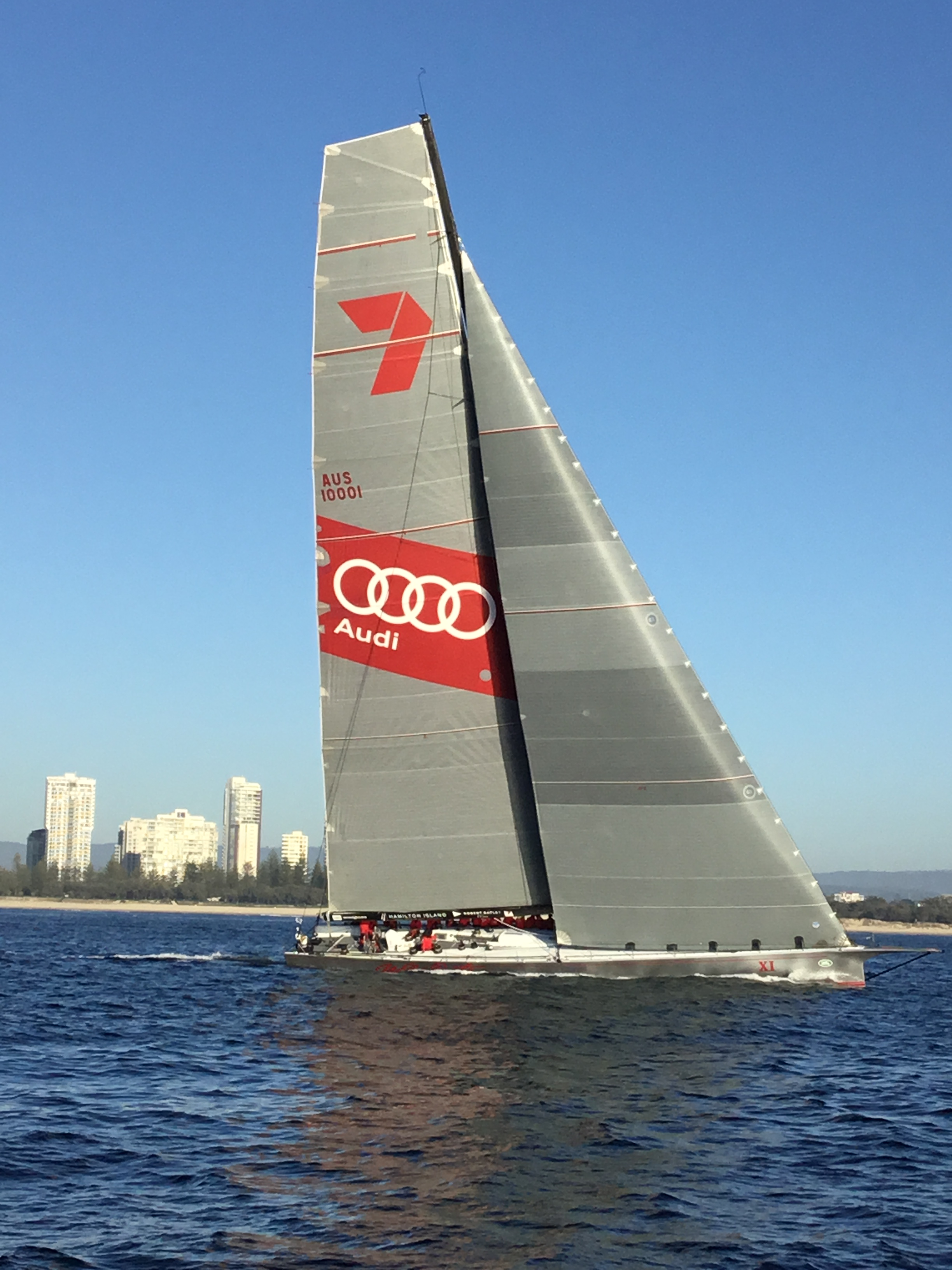 Wild Oats XI Striving To Achieve Excellence