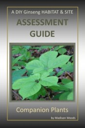 A DIY Ginseng Habitat & Site Assessment Guide