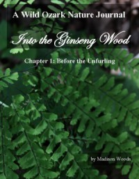 cover of Before the Unfurling, a photo book of ginseng companions