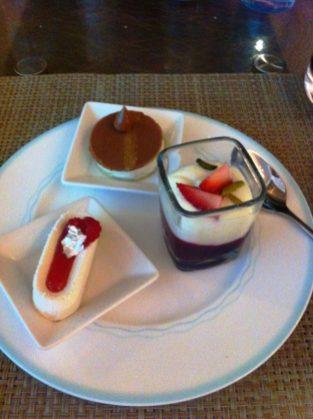 more dessert