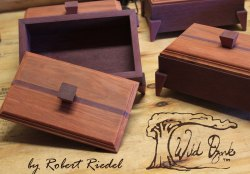 keepsake box by robert riedel