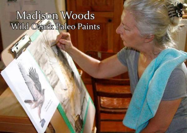 Madison Woods, artist