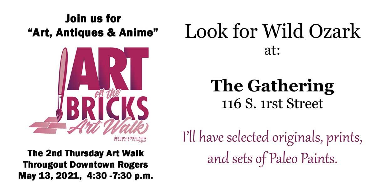 pop-up art exhibit info