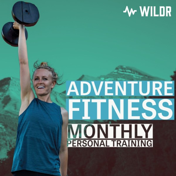 Adventure Fitness Monthly Personal Training