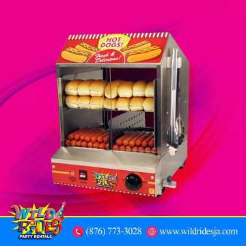 Hot Dog anyone Hosting an event and need a quick