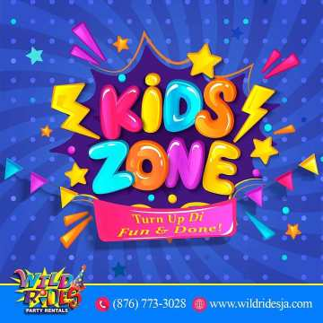 Our Kids Zone is the perfect place for Kids to