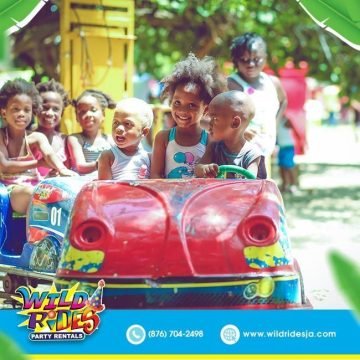 Reflect your childs personality using a full range rentals and