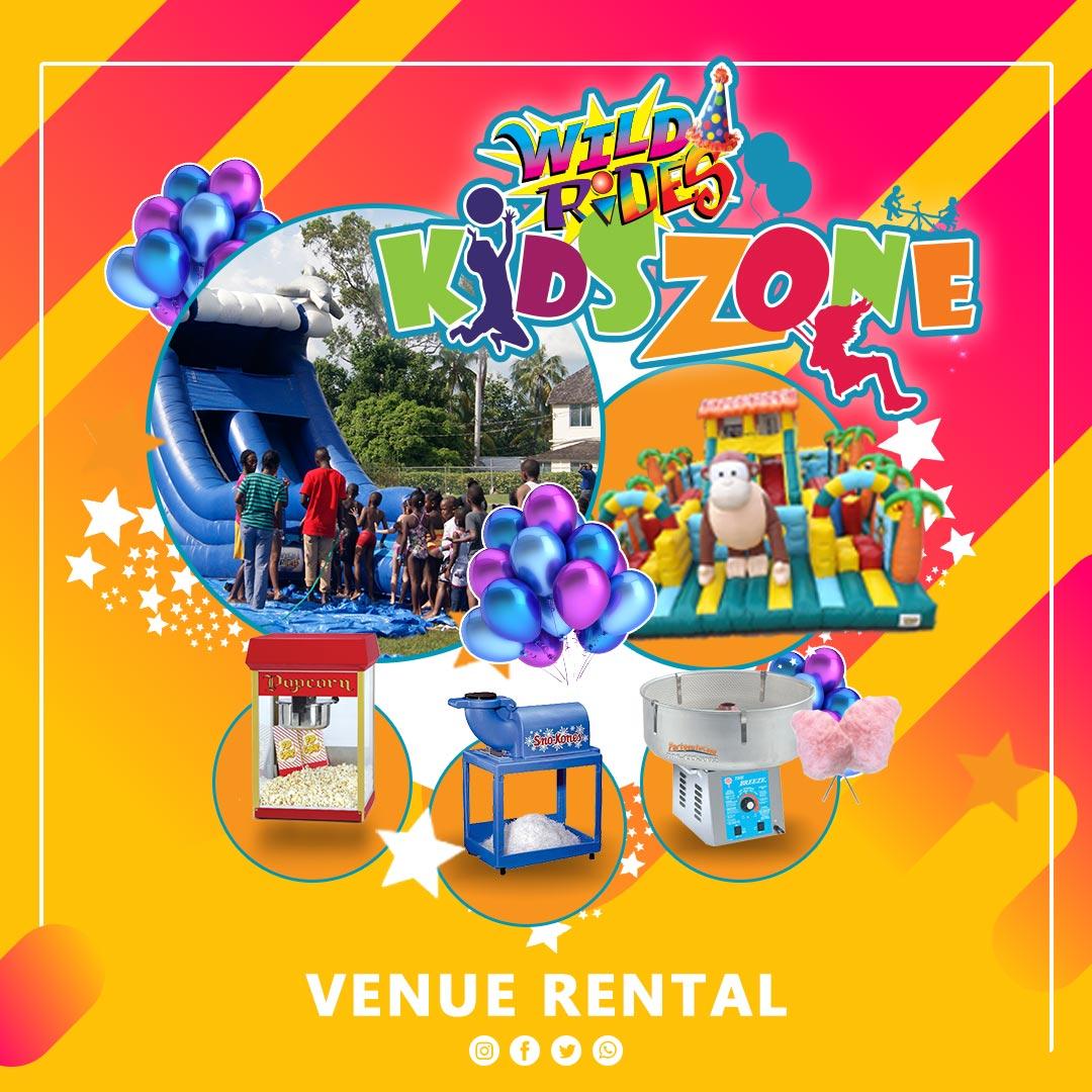 Kidszone Venue Rental
