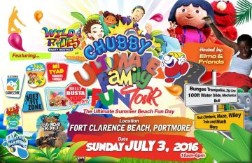 Are you as excited as we are. Tomorrow Sunday July 3rd is the big day, fun fill
