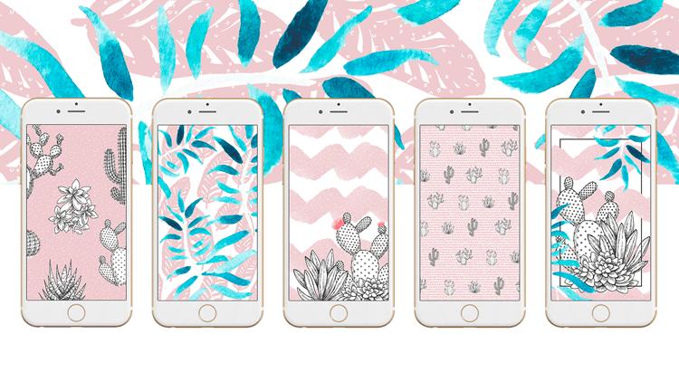 botaniczne tapety na telefon