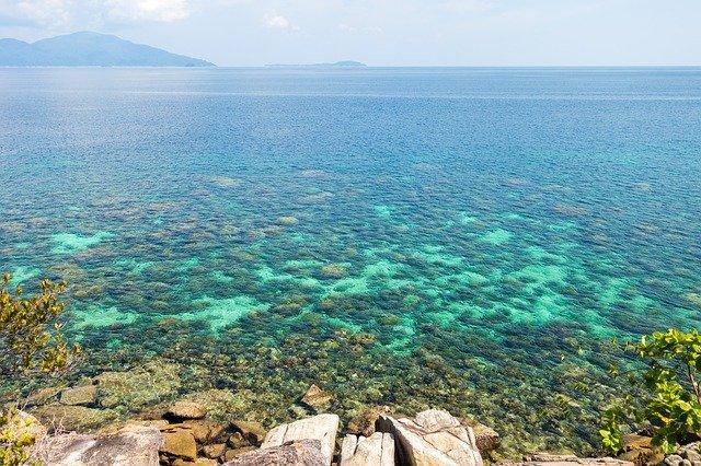 ทัวร์ตรัง 4 วัน 3 คืน (ถ้ำเลเขากอบ- ถ้ำมรกต-เกาะมุก-เกาะรอก-เกาะเชือก)