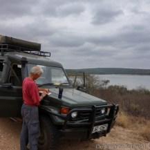 Masinga Reservoir, Mwea National Reserve