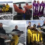 6-6-2016 A great fishing day for clients and lodge staff