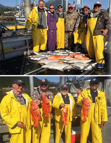 7 18 2016 Super sunny Sitka weather brings smiles