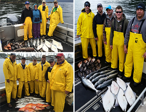 8 15 2016 Fish in the boat is a job well done