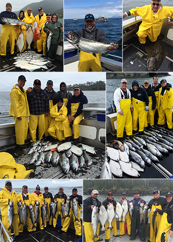 6 27 2015 Good King Coho action today