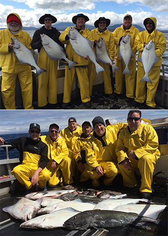 6 7 2015 Flatties for everyone a few butterfish
