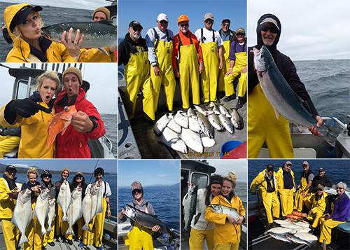 7 6 2015 Rough ocean still produced lots of fish