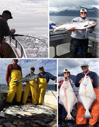 8 21 2015 The Dream Team had a terrific fishing day