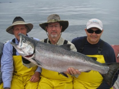 Decent King Salmon