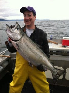 Another Nice King Salmon