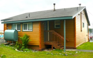 The Front House at Our Fishing Lodge is Great for Families and Fishing Buddies